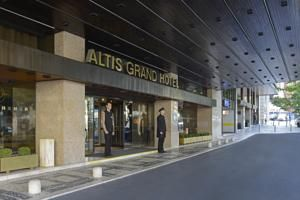 Altis Grand Hotel – Luxury Collection Hotels em Lisboa