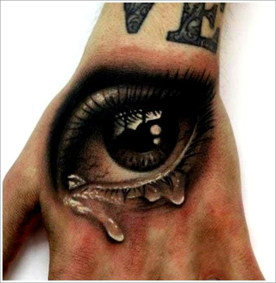 nice Tattoo Trends - 35 Crazy Eye Design Tattoos To Puzzle Over Check more at http://tattooviral.com/tattoo-designs/tattoo-trends-35-crazy-eye-design-tattoos-to-puzzle-over/