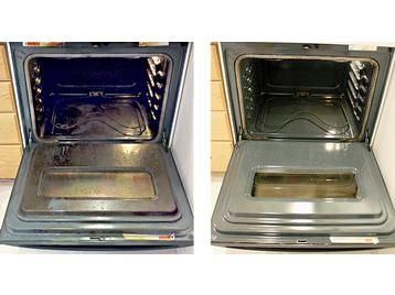 Το ήξερες; Δες πώς να κάνεις ολοκαίνουργιο τον φούρνο της κουζίνας σου!