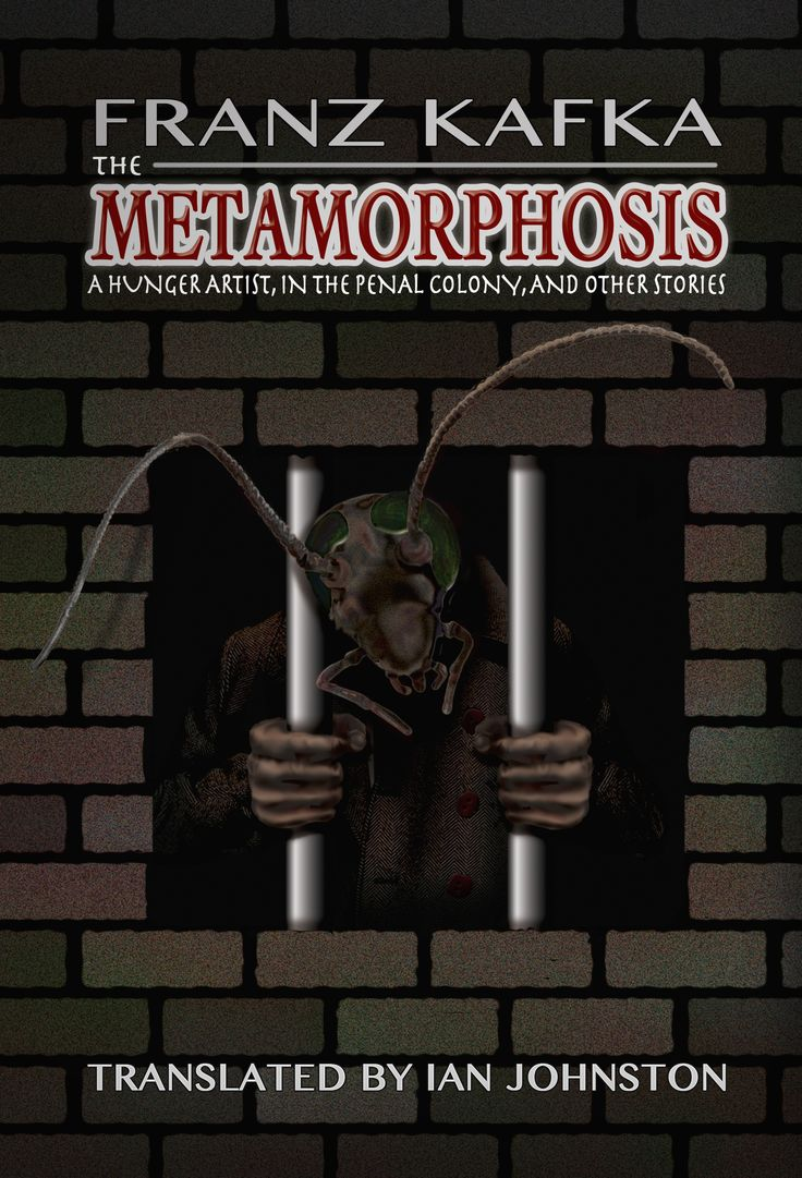 Brand New Cover! The Metamorphosis By Franz Kafka, Translated By Ian  Johnston