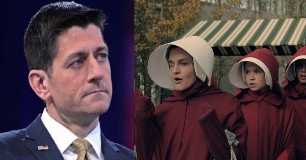Based on the whims of House Speaker Paul Ryan (R-WI) women attempting to enter the speaker's lobbyhave been denied entrance based on their shoulder-baring sleeveless shirts and dresses. According to CBS News, multiple female journalists have reported that they've been turned away from the speaker's