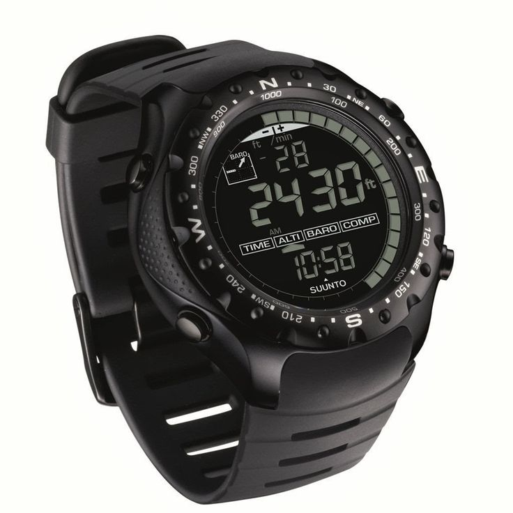 Suunto X-Lander Wrist-Top Computer Watch