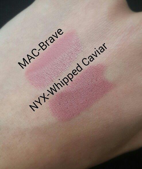 Mac Brave lipstick DUPE!