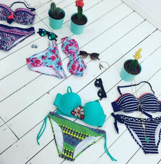 Live a bikini kinda life ☼ #girlsbehindguts #gutsgusto #bikinilife #summerproof #newcollection #holiday #colorful #vakantie #bikini