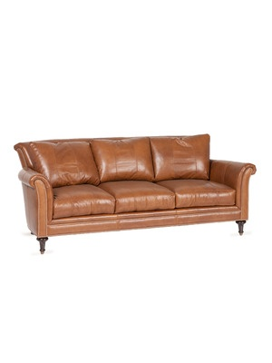 Great Couch From Ferguson Copeland Gilt Home If You Love Leather This Is A Great Sofa My