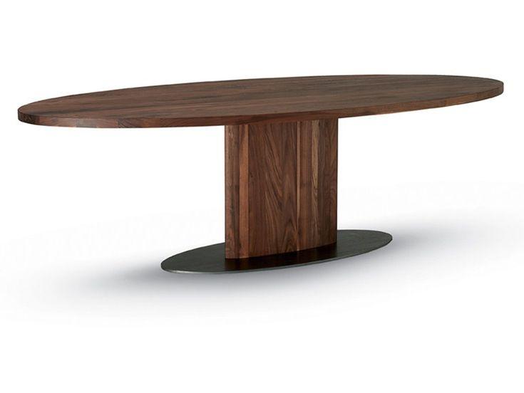 Les 25 meilleures id es de la cat gorie table ovale sur for Table ovale salle a manger