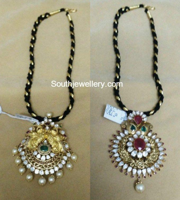 black_dori_necklace_with_pacchi_pendant