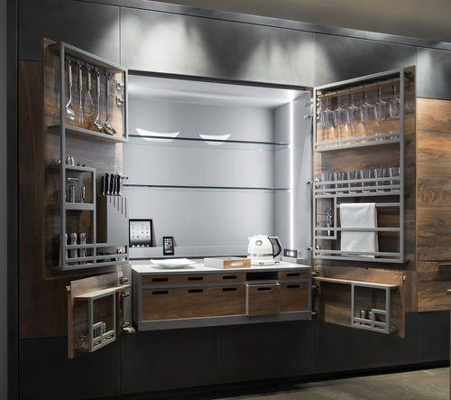 Storage cabinet for kitchen COLONNA CHEF DE CUISINE TONCELLI