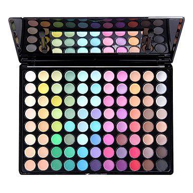 matta 88 väriä meikki luomiväri paletti – EUR € 13.17