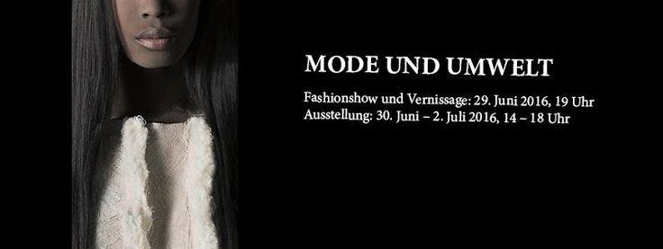 29/06   19h00   Défilé de mode et vernissage : MODE & ENVIRONNEMENT   Institut français Berlin