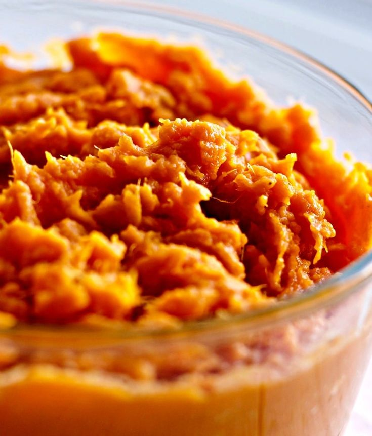 Instant Pot Steamed Sweet Potatoes cook evenly and is a quick, easy and nutritious cooking method. Learn how to make Instant Pot steamed sweet potato puree!