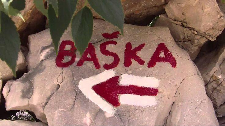 Krk - Szlak w okolicy Baski