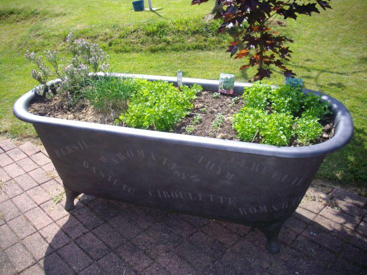Baignoire aromates instructions de montage bosch au for Baignoire oiseaux jardin