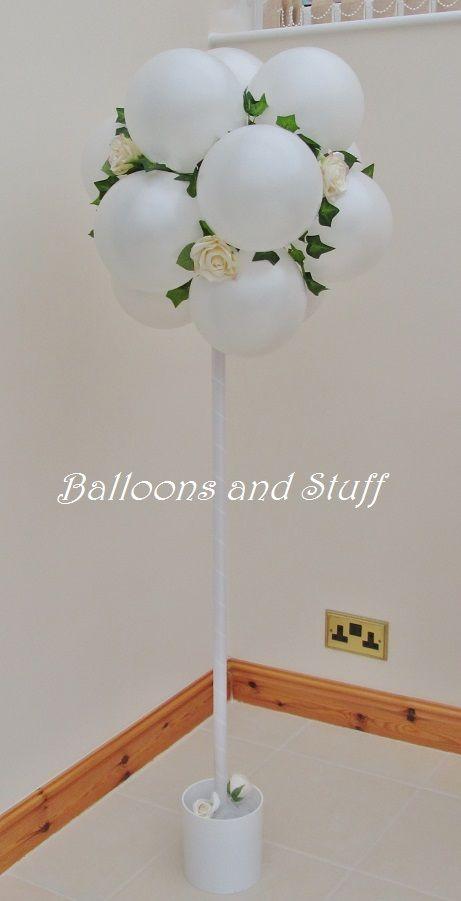 Floor Balloon Topiary Decoration