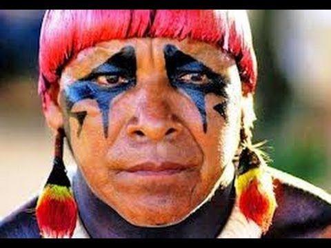 KWORO KANGO (letra e vídeo) canto dos índios KAIAPÓS, vídeo MOACIR SILVEIRA