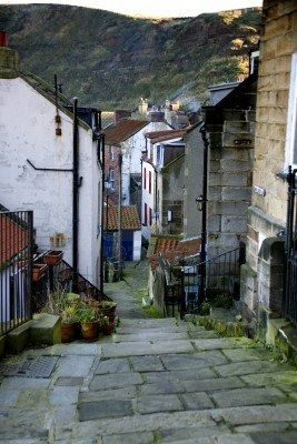 Staithes,North Yorkshire, UK