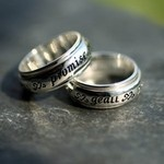 Irish Promise Ring, this style also seems gender neutral