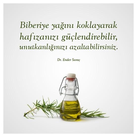 biberiye yağı- rosemary oil