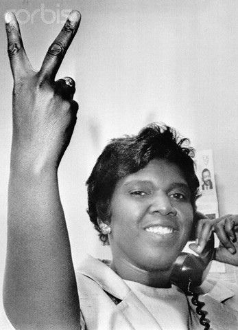 """Barbara Jordan.  My mother said this woman should have been president.""  said previous pinner and Diane your mother was right."