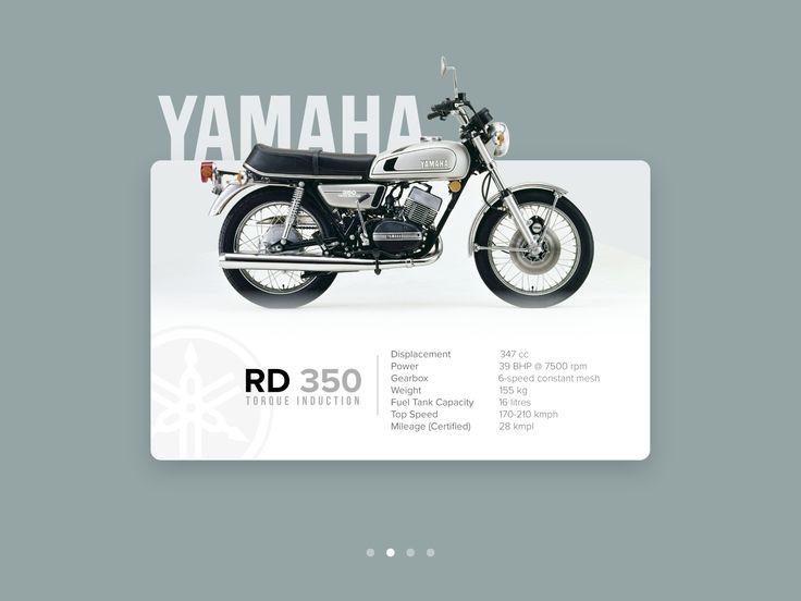 Yamaha rd ui 2x