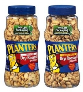 Big thanks to Planter's for donating a healthy snack for our BU students!