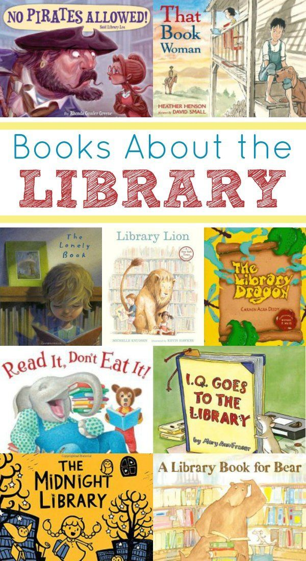 There are so many amazing things to discover on library shelves. These books about the library are all about the magic that can be found in a library.
