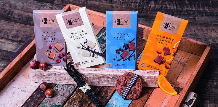 Gewinnen Sie ein Schokoladen-Abo von iChoc