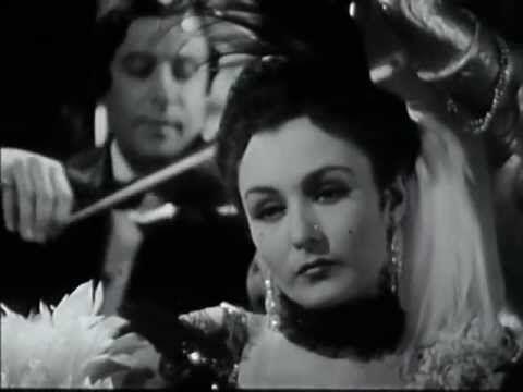 """▶ Hana Vítová, """"Noční motýl"""", 1941. - YouTube"""