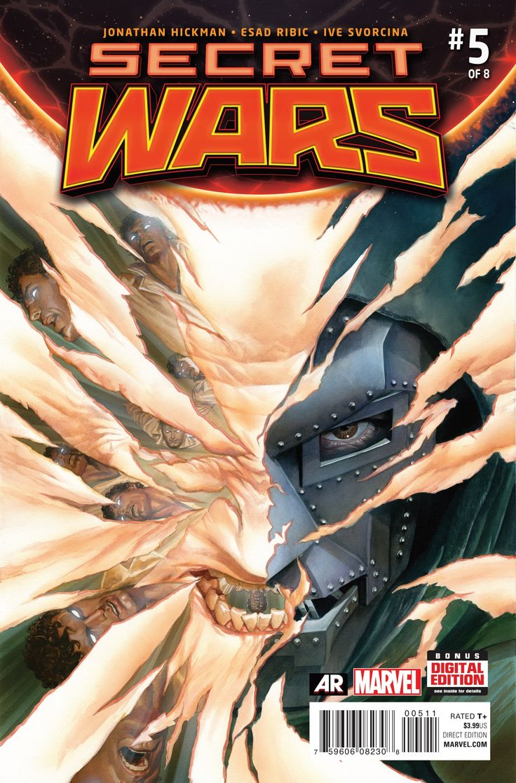 Preview: Secret Wars #5,   Secret Wars #5 Story: Jonathan Hickman Art: Esad Ribic Covers: Alex Ross, Simone Bianchi, Sophie Campbell, John Tyler Christopher & Tomm Co...,  #AlexRoss #All-Comic #All-ComicPreviews #Comics #EsadRibic #JohnTylerChristopher #JonathanHickman #Marvel #Previews #SecretWars #SimoneBianchi #SophieCampbell #TommCoker