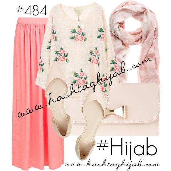 Hashtag Hijab Outfit #484 by hashtaghijab on Polyvore featuring Chicnova…
