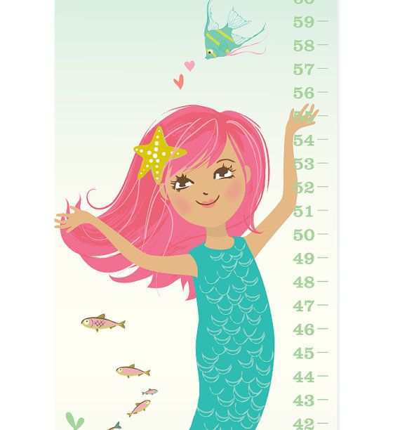 264 best children 39 s growth charts images on pinterest for Growth chart for kids room