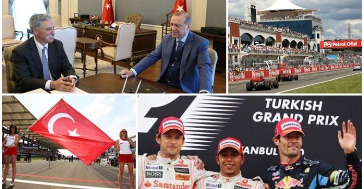 Формула 1, гран-при Турции может быть включёно в календарь уже в 2018 году