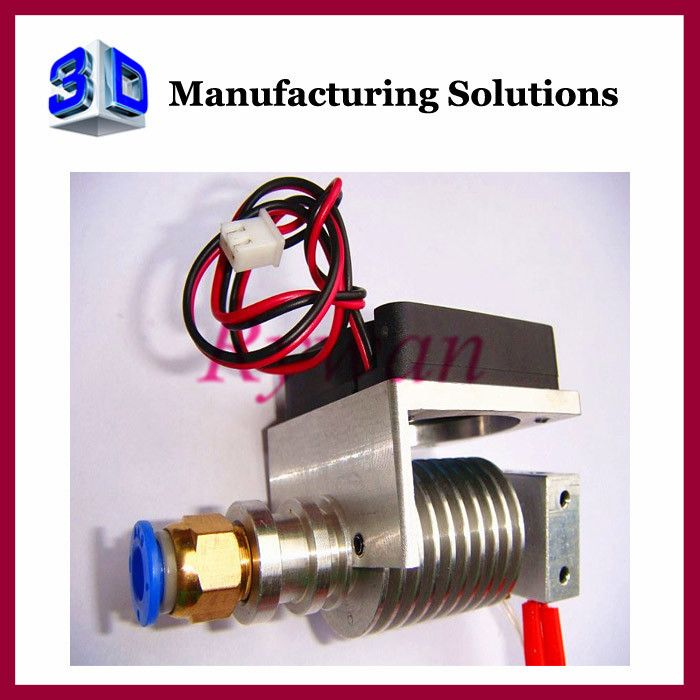 Find More 3D Printer Parts & Accessories Information about E3D Hotend Kit Extruder Printer Head With Fan 12V/24V Nozzle 0.2mm 0.3mm 0.4mm For J head E3D 3D Printer,High Quality printer head cleaner,China printer engine Suppliers, Cheap printer dtg from Manufacturing Solutions on Aliexpress.com