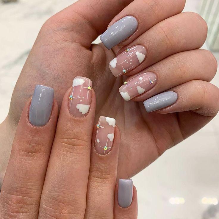 "16.4 тыс. отметок «Нравится», 49 комментариев — Nail Sunny (@nail_sunny) в Instagram: «We are hiring nail technician 💅🏾nail_sunnyla  price: ⠀ mani gel 30$💅🏾 mani gel ""by nail sunny"" 45$🎗…»"