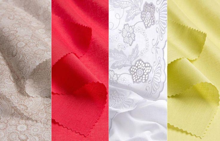 Bawełna ma w sobie wszystko, czego potrzebuje idealny materiał na letnią sukienkę: jest delikatna dla skóry, a przy tym przewiewna i łatwa w pielęgnacji.