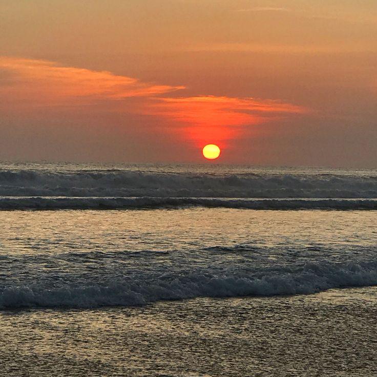 sunset/Bali