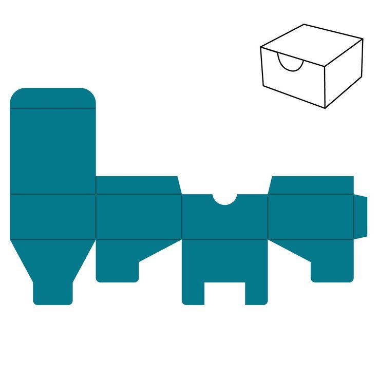 1189 besten mini box Bilder auf Pinterest   Schachteln, Box vorlagen ...