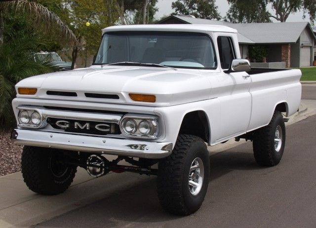 Post pics. Lets see how many 60-66 4x4 are out there. - Page 8 - The 1947 - Present Chevrolet & GMC Truck Message Board Network