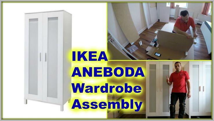 Dressing Table Accessories Ikea ~   Aneboda Wardrobe auf Pinterest  Ikea, Ikea Hacks und Ikea Hacker