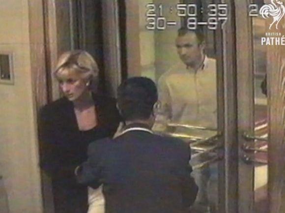 Diana at the Ritz