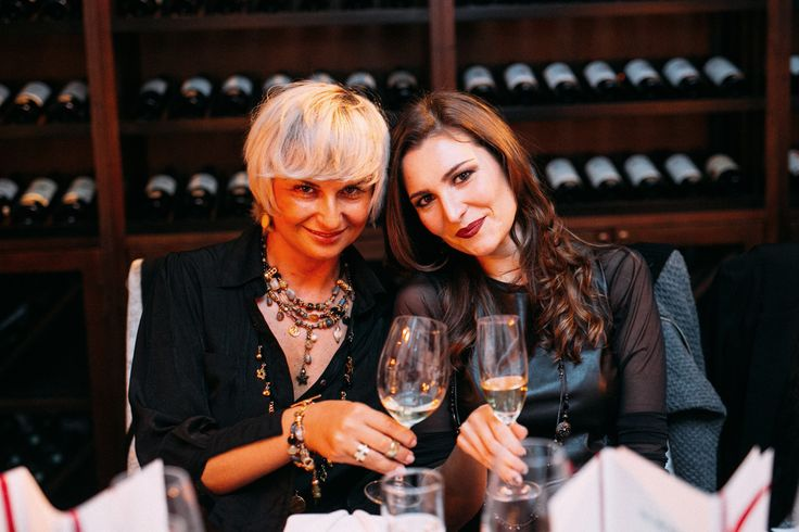 Iraida Florea - creative director@IFF & Valentina Di Mambro - model @ entrepreneur(IT)