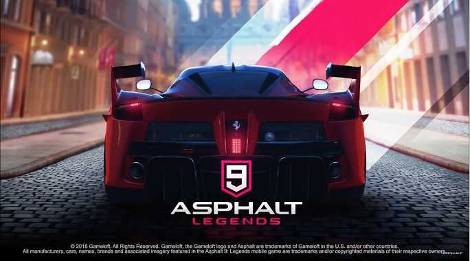 Download Asphalt 9 Legends Mod Apk 1 7 3a For Android It Is The