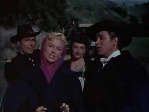 Black Hills Of Dakota from Calamity Jane (1953). Doris Day & Howard Keel; Reminds me of a song from the Lord of the Rings