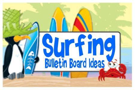 Surfing Bulletin Board