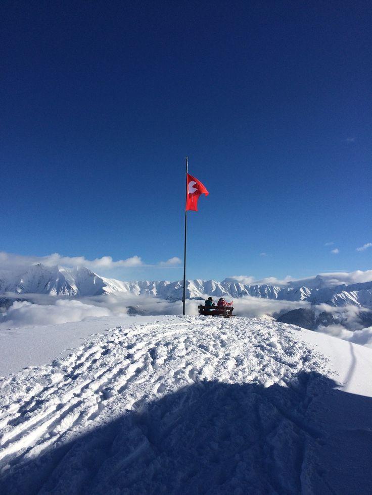 Winterwonderland Obersaxen/Mundaun/Lugnez