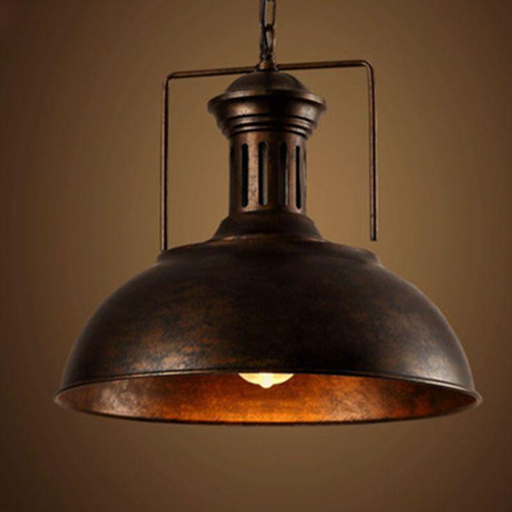 Edison vintage industriële lampenkap chain hanglamp retro loft iron verlichtingsarmaturen voor bar koffie winkel in    Edison vintage industriële lampenkap chain hanglamp retro loft iron verlichtingsarmaturen voor restuarant bar koffie  van hanglampen op AliExpress.com | Alibaba Groep