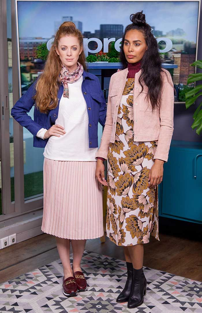 Autumn Fashion Trends 2016 on Expresso Show