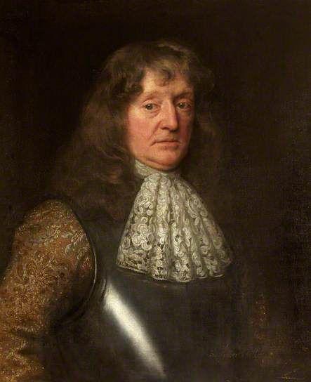 Sir Gilbert Talbot (c.1606–1695), by John Hayls