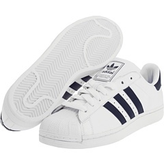 Adidas Originals Superstar 2 White New Navy, Adidas, Shoes
