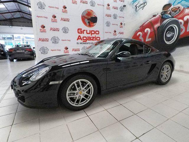 Porsche Cayman Calpe Altea Javia Moraira Alicante Denia